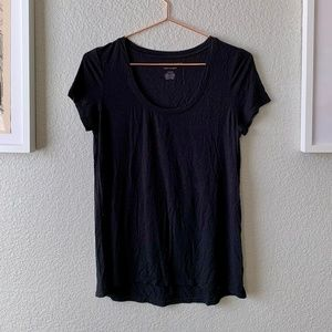 American Eagle Soft and Sexy Black Tee